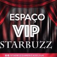 Photo taken at Espaço V.I.P Starbuzz by Wellington C. on 9/29/2014