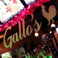 Photo taken at Gallo's Kitchen & Bar by Molly D. on 12/30/2016