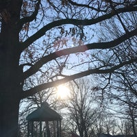 Photo taken at Brevoort Park by Molly D. on 1/28/2018