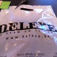 Photo taken at Deleye by Pieterjan V. on 8/11/2012