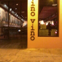 Photo taken at Vino Vino by Christina T. on 9/7/2012