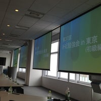 Photo taken at Cisco Systems G.K. by katapon on 7/21/2012