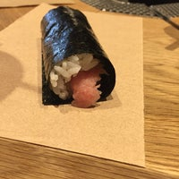 Photo prise au KazuNori: The Original Hand Roll Bar par J Crowley le7/21/2017