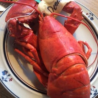 Photo taken at Nauset Fish & Lobster Pool by J Crowley on 9/1/2014