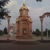 Photo taken at Часовня иконы Божией Матери «Всех скорбящих Радость» by Evgeny S. on 6/30/2012