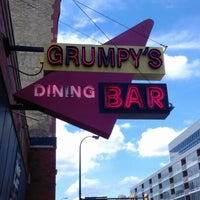 Photo taken at Grumpy's Bar & Grill by Jim T. on 6/24/2012