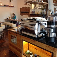 Photo taken at The Coffee Road by Alejandro C. on 8/22/2014