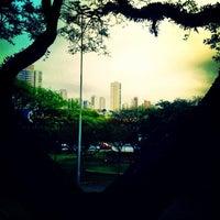Das Foto wurde bei Praça Monte Azul Paulista von SERGIO C. am 11/30/2013 aufgenommen
