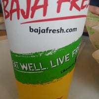 Photo taken at Baja Fresh by Mike S. on 3/2/2014