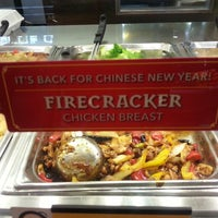 photo taken at panda express pavilions by mike s on 118 - Panda Express Chinese New Year