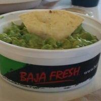 Photo taken at Baja Fresh by Mike S. on 8/18/2014