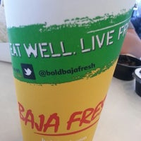 Photo taken at Baja Fresh by Mike S. on 10/26/2013