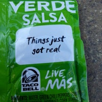 Photo taken at Taco Bell by Mike S. on 12/22/2013