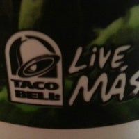 Photo taken at Taco Bell by Mike S. on 1/1/2014