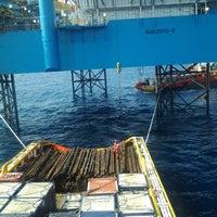 Photo taken at Natuna Sea by Boedhy B. on 2/14/2014