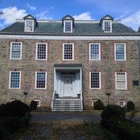 Photo taken at Van Cortlandt House Museum by Mark S. on 10/27/2013