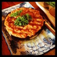 Photo taken at Sagami Japanese Restaurant by Linda M. on 8/19/2013
