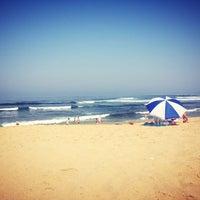 Photo taken at Praia do Norte by Marco O. on 7/8/2013