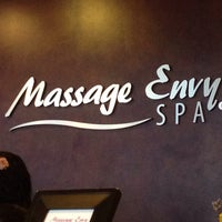 Photo taken at Massage Envy - Edgewater by Manny B. on 8/31/2013