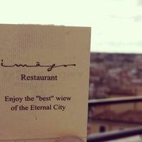 Foto tomada en Imago Restaurant por Sarunas R. el 10/10/2013