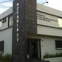Photo taken at Notaría 30 de Guadalajara by Raúl R. on 7/30/2013