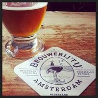 Foto tirada no(a) Brouwerij 't IJ por Gustavo P. em 6/30/2013