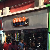Photo taken at Shoe King by LuThFy M. on 7/20/2016