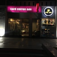 Photo taken at Café Coffee Day - Heritage Haveli Mall by LuThFy M. on 12/4/2016