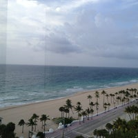 Photo taken at Courtyard Fort Lauderdale Beach by Matt C. on 7/1/2013