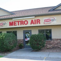 Photo taken at Metro Air Heating & Cooling by Scott S. on 7/27/2013