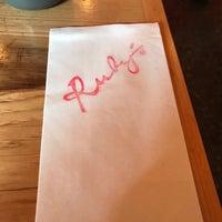 Das Foto wurde bei Ruby's von Kris C. am 12/16/2017 aufgenommen
