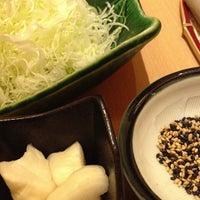 Photo taken at Ebisu Katsusai by ロンゴロンゴ on 6/2/2013