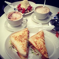 Photo taken at Lemon Crepe & Coffee Company by Lucas M. on 5/20/2013