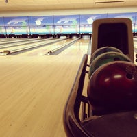 Photo taken at Cave Springs Lanes by Dan G. on 3/17/2014