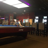 Photo taken at ICUE Billiard by Fran K. E. on 6/9/2014