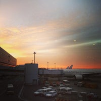Photo taken at Gate 11 by Isao Y. on 12/27/2012