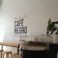 Foto tomada en Café Negro por Cafeólogo el 8/16/2013