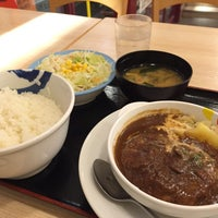 Photo taken at 松屋 鷺沼店 by とし on 8/28/2015