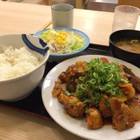 Photo taken at 松屋 鷺沼店 by とし on 7/21/2015