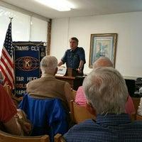 Photo taken at Binkley Baptist Church by James R. on 5/21/2015