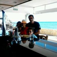 Foto tomada en Malibu Beach Bar por Pascual P. el 10/13/2013