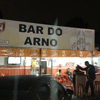 Photo taken at Bar do Arnung by Felipe d. on 10/18/2013