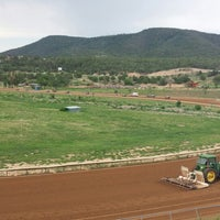 Photo taken at Ruidoso Downs Race Track and Casino by Adriana P. on 7/20/2014