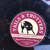 Photo taken at Tails & Trotters by Elizabeth F. on 8/22/2017