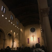 Photo taken at Saint Joseph Cathedral by Elizabeth F. on 3/6/2017