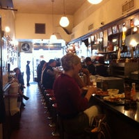 Photo taken at Eisenberg's Sandwich Shop by Mary R. on 8/9/2013