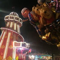 Photo taken at Winter Wonderland by Ahad M. on 12/12/2014