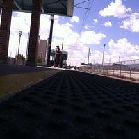 Photo taken at UTA FrontRunner Murray Station by B G. on 8/1/2013