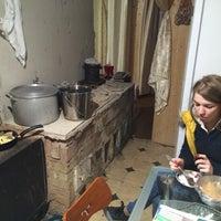 Photo taken at Роговицы by Денис А. on 4/17/2014