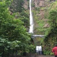 Photo taken at Multnomah Falls by Albert E. on 6/24/2014